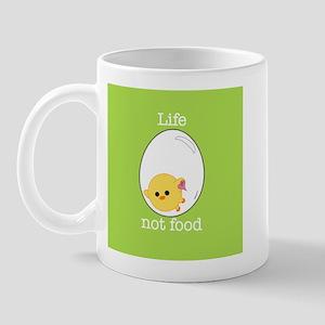 egg chick Mug