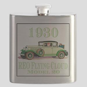 1930-REO-10 Flask