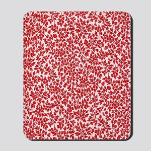 calico-red Mousepad