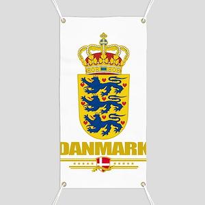 Denmark COA(Flag 10) Banner