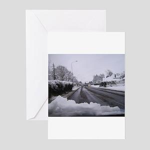 Snow Greeting Cards (Pk of 10)