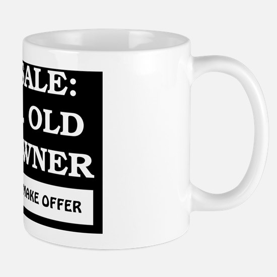 For Sale 69 year old Birthday Mug