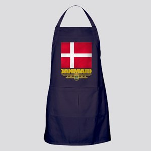 Denmark (Flag 10) Apron (dark)