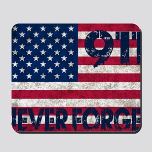 USA 911 Mousepad