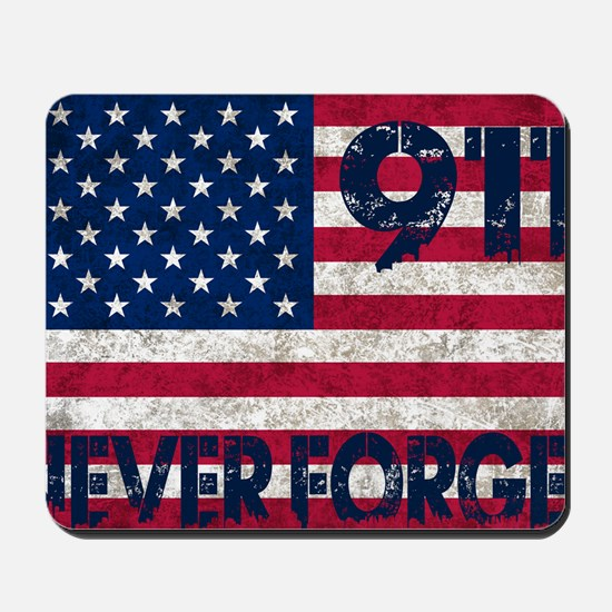 USA 911 Mousepad