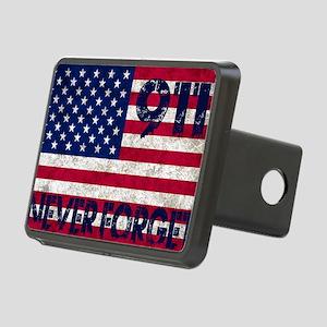 USA 911 Rectangular Hitch Cover