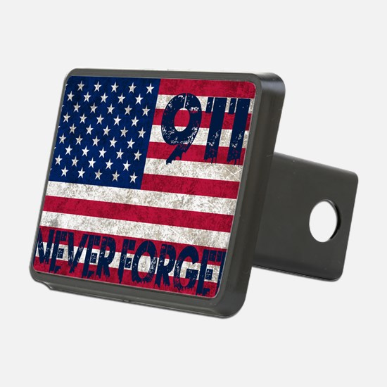 USA 911 Hitch Cover