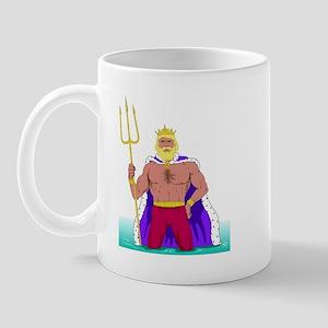 King Neptune Mug