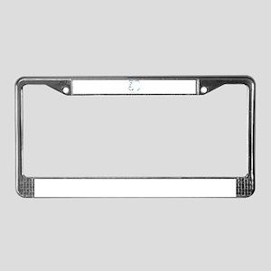 WANNA RUCK License Plate Frame