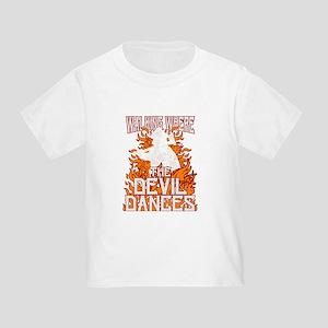Walking Where The Devil Dances T-Shirt