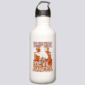 Walking Where The Devi Stainless Water Bottle 1.0L