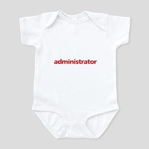 Administrator Infant Bodysuit