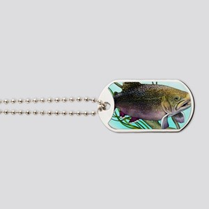 Brook Trout Dog Tags