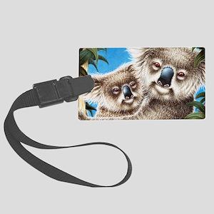 Koala Together (shoulder bag) 2 Large Luggage Tag