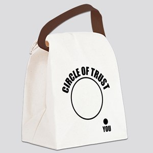 circleOfTrust1 Canvas Lunch Bag