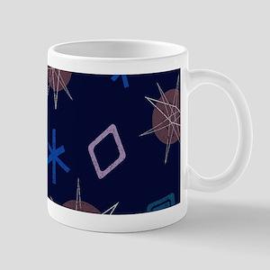 Atomic Age Art Mugs