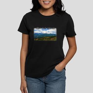Pikes Peak Women's Dark T-Shirt