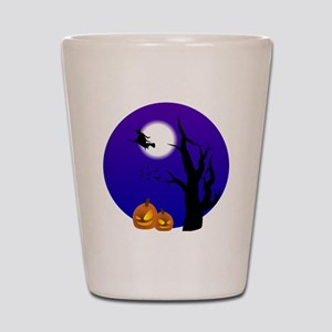 halloween2 Shot Glass