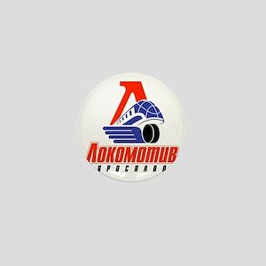 Lokomotiv Yaroslavl Mini Button