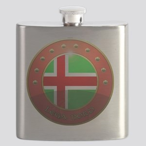 nordic lega shield Flask