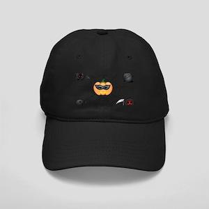 halloween1 Black Cap