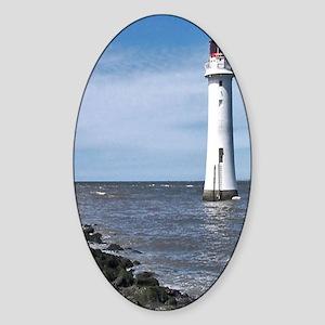 lighthouse_1367 Sticker (Oval)