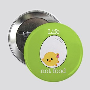 egg chick Button