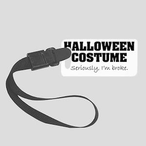 halloween33 Small Luggage Tag
