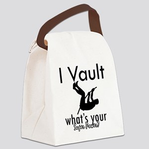 vault Canvas Lunch Bag