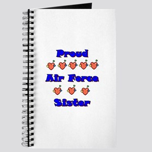 USAF Air Force Sister Journal