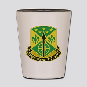 DUI-USARC-200TH MILITARY POLICE COMMAND Shot Glass