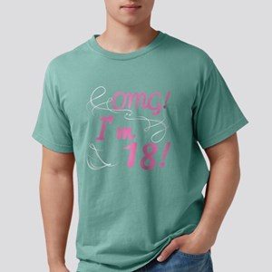 OMG 18th Birthday For Girls T-Shirt