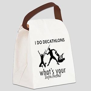 decathlons Canvas Lunch Bag