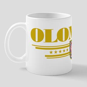 Olomouc COA (Flag 10) pocket Mug