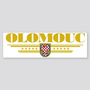 Olomouc COA (Flag 10) pocket Sticker (Bumper)