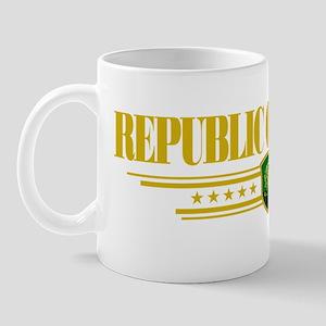 Republic of Ireland (Flag 10) pocket Mug