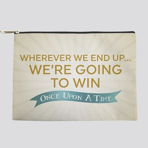 OUAT We're Going To Win Makeup Pouch