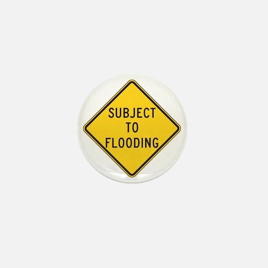 Flooding Mini Button