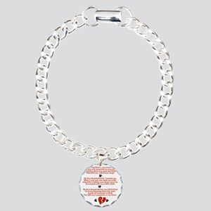 Celebrating the Life of  Charm Bracelet, One Charm