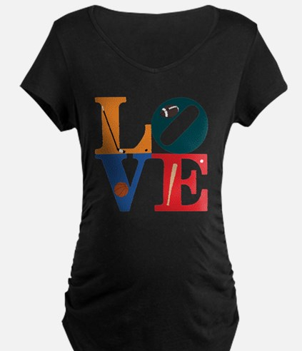 Philly Sports Love T-Shirt