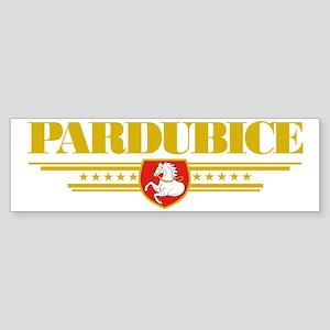 Pardubice COA (Flag 10) pocket Sticker (Bumper)