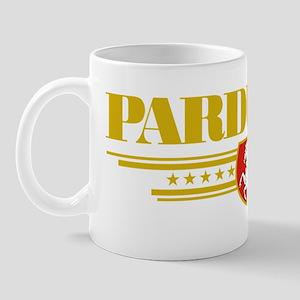 Pardubice COA (Flag 10) pocket Mug