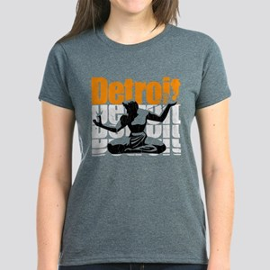 Vintage 80s DETROIT (Distressed Design) T-Shirt