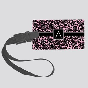 a_bags_monogram_02 Large Luggage Tag