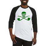 Leprechaun Pirate Baseball Jersey