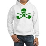Leprechaun Pirate Hooded Sweatshirt