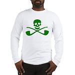 Leprechaun Pirate Long Sleeve T-Shirt