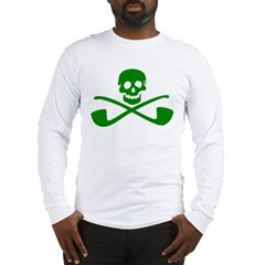 Leprechaun Pirate Long Sleeve T-Shirt