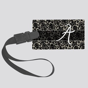 a_bags_monogram_08 Large Luggage Tag