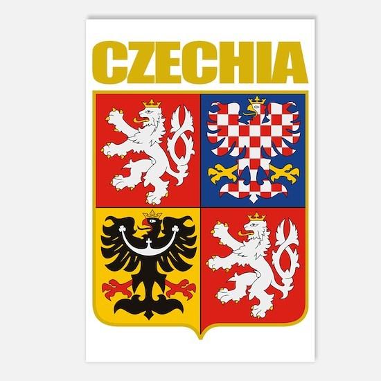 Czechia COA Postcards (Package of 8)